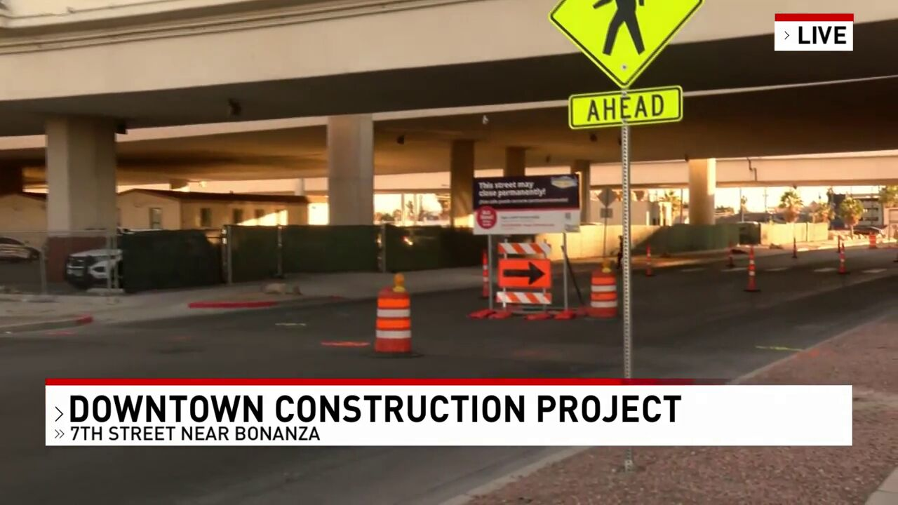 Downtown Construction Project
